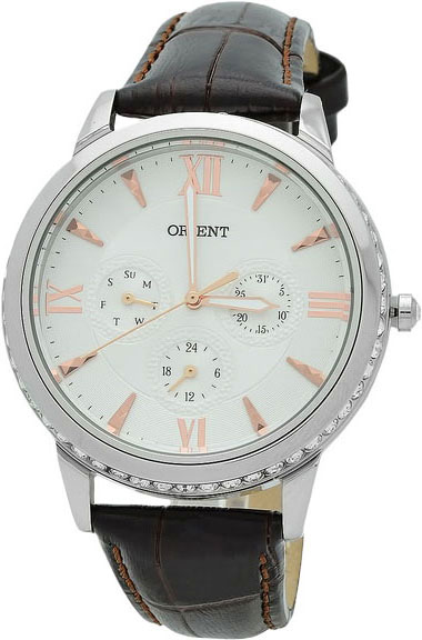 Женские часы Orient SW03005W orient часы orient sw03005w коллекция dressy elegant ladies