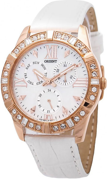 где купить Женские часы Orient SX07006W по лучшей цене