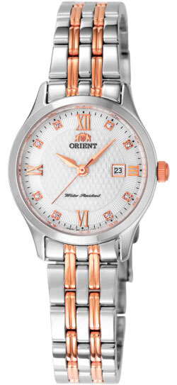 Женские часы Orient NRAP003T-ucenka Женские часы Lars Larsen 126STBL