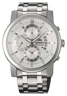 Мужские часы Orient TT0R001W все цены