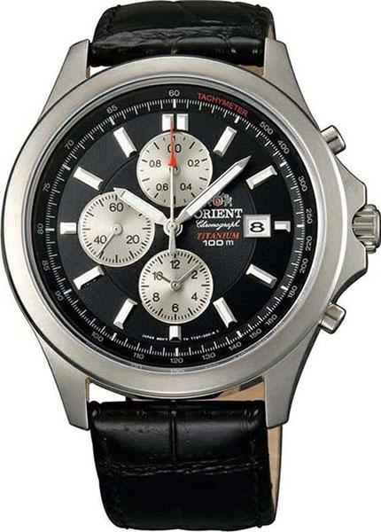 где купить Мужские часы Orient TT0T002B дешево