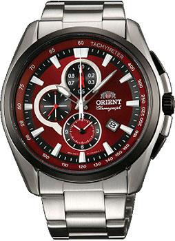 Мужские часы Orient TT13001H все цены