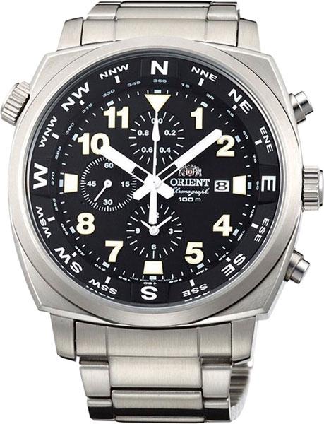 цена Мужские часы Orient TT17001B онлайн в 2017 году