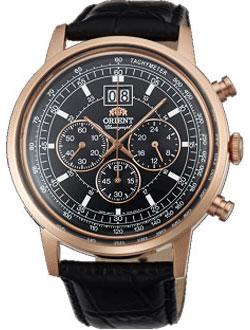 Мужские часы Orient TV02002B цена и фото