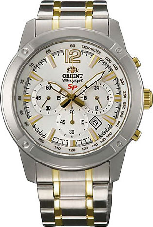 Мужские часы Orient TW01003W цена и фото