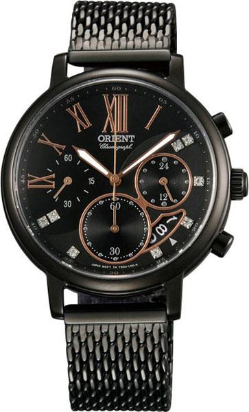 Женские часы Orient TW02001B цена и фото