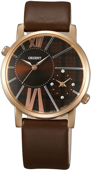 Женские часы Orient UB8Y006T orient часы orient ub8y006t коллекция fashionable quartz
