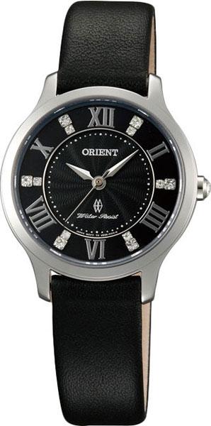 Женские часы Orient UB9B004B exclaim тонкий браслет с кристаллами