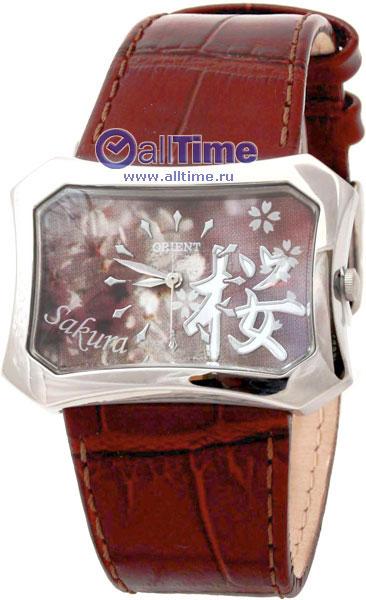 Женские часы Orient UBSQ001Z-ucenka женские часы orient nrap003w ucenka