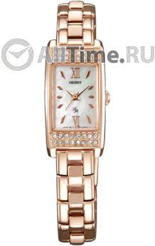 Женские часы Orient UBTY002W-ucenka chenxi ladies watches silver stainless steel wrist watch for women fashion dress quartz 5 color analog casual female clock