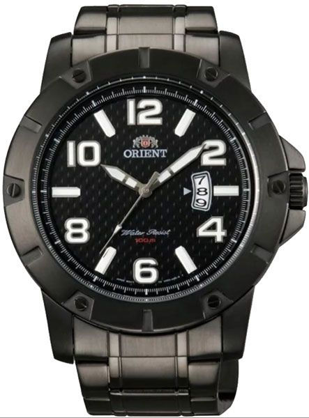 где купить  Мужские часы Orient UNE0001B  по лучшей цене