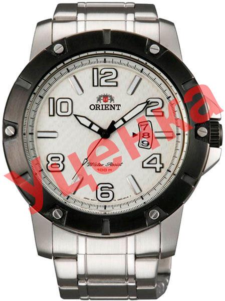 Фото - Мужские часы Orient UNE0003W-ucenka женские часы orient qcbg004w ucenka