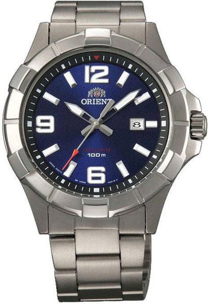 Мужские японские наручные часы в коллекции Titanium Orient