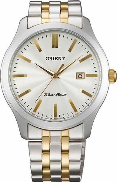 цена Мужские часы Orient UNE7004W онлайн в 2017 году