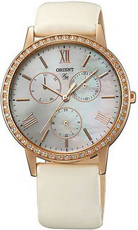 цена  Женские часы Orient UT0H002W-ucenka  онлайн в 2017 году