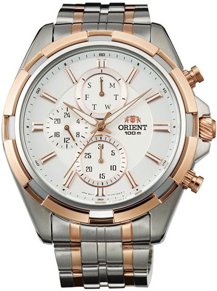 Мужские часы Orient UY01001W все цены