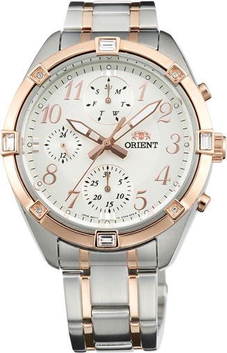 все цены на Женские часы Orient UY04002W онлайн