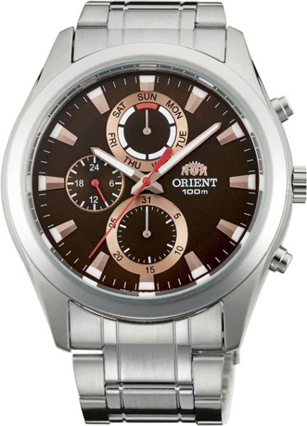 цена Мужские часы Orient UY07002T онлайн в 2017 году