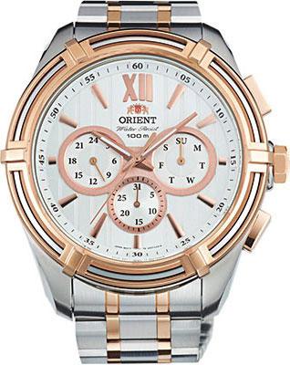 Мужские часы Orient UZ01001W orient uz01001w