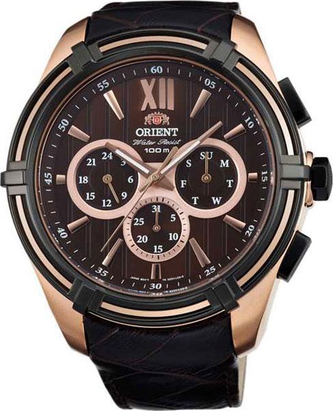 Мужские часы Orient UZ01005T все цены