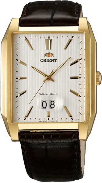 Мужские часы Orient WCAA003W часы с увеличительным окном под календарь