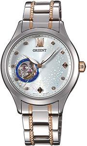 Женские часы Orient NR1Q005W Мужские часы Royal London RL-41204-01