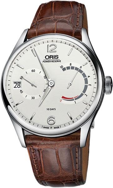 Мужские часы Oris 111-7700-40-31LS oris 658