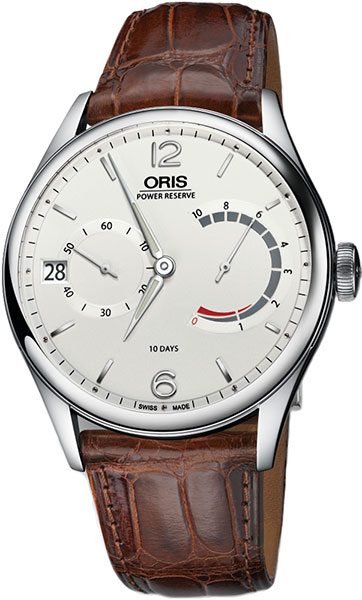 цена на Мужские часы Oris 111-7700-40-31LS