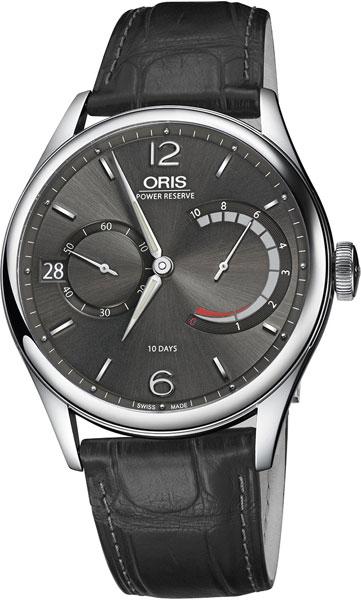 Мужские часы Oris 111-7700-40-63LS
