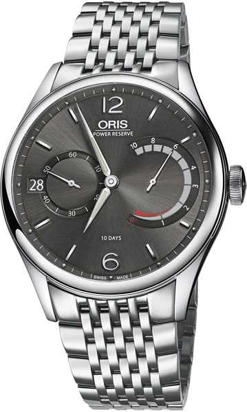 Мужские часы Oris 111-7700-40-63MB oris sm 1601