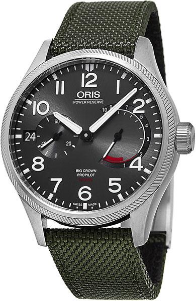 Мужские часы Oris 111-7711-41-63FC