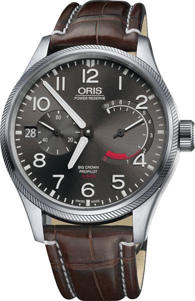 Мужские часы Oris 111-7711-41-63LS oris 658