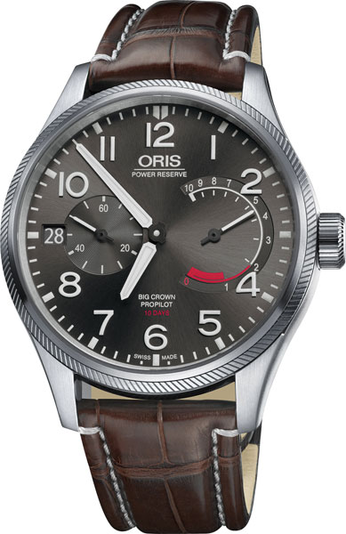 цена на Мужские часы Oris 111-7711-41-63LS