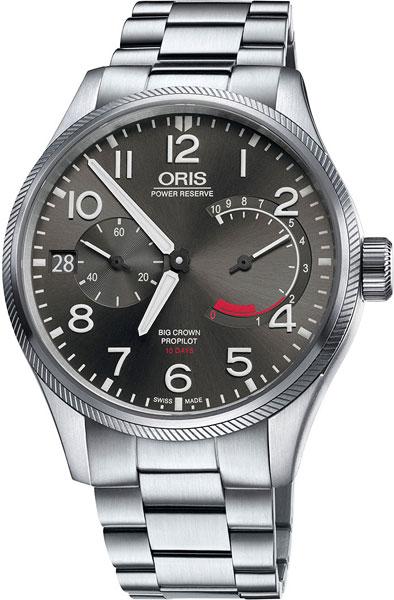 Мужские часы Oris 111-7711-41-63MB