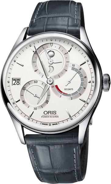 Мужские часы Oris 112-7726-40-51LS oris 658