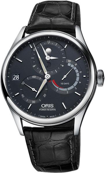 Мужские часы Oris 112-7726-40-55-set oris 658