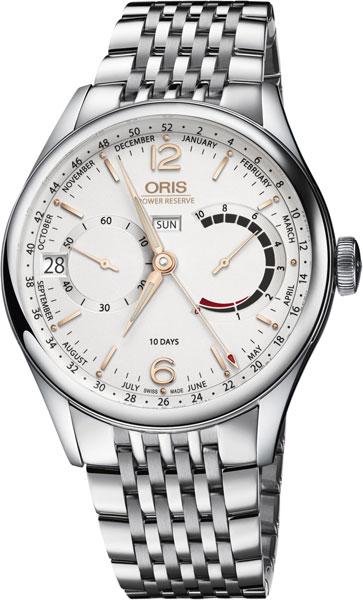 Мужские часы Oris 113-7738-40-31MB