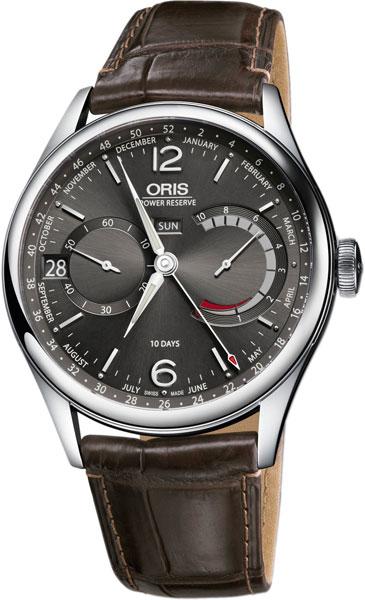 Мужские часы Oris 113-7738-40-63LS мужские часы oris 585 7622 70 64ls