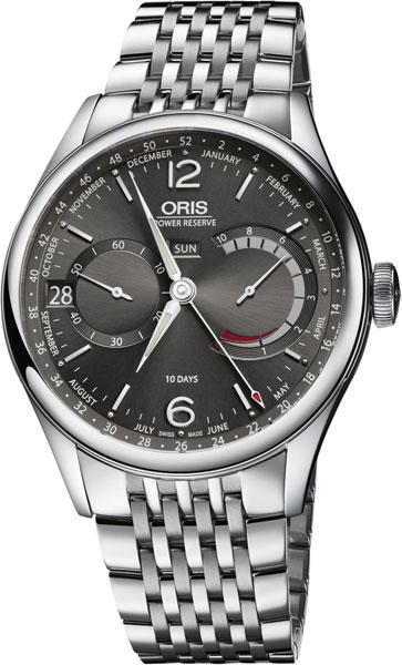 Мужские часы Oris 113-7738-40-63MB