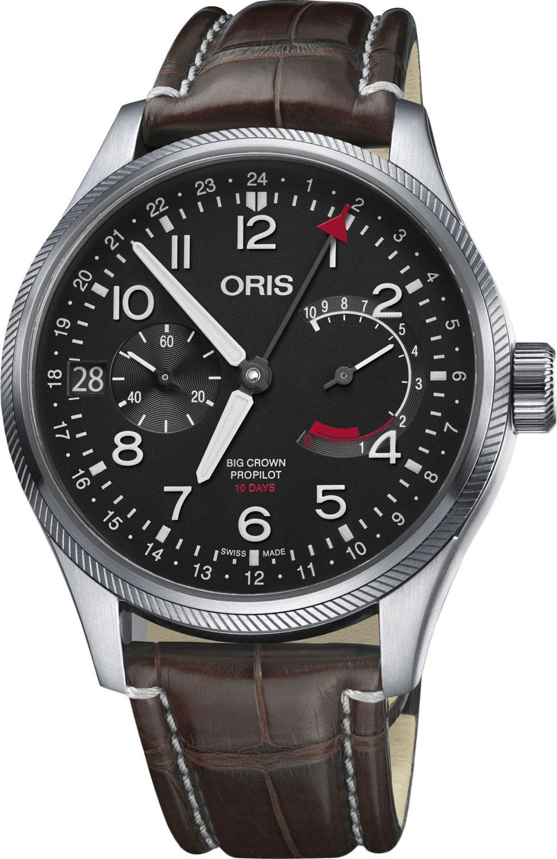 Мужские часы Oris 114-7746-41-64LS