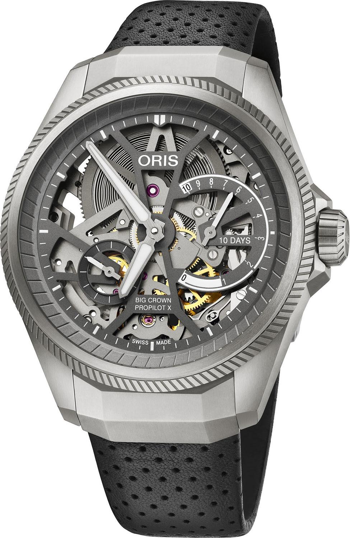 Мужские часы Oris 115-7759-71-53LS