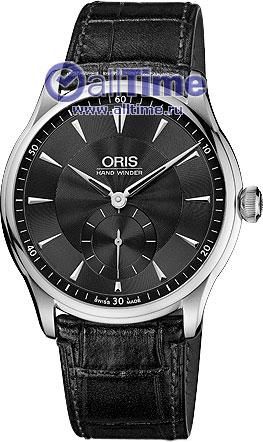 Мужские часы Oris 396-7580-40-54LS пати бум свеча цифра мини 3 звезда цвет красный