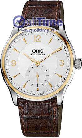 Мужские часы Oris 396-7580-43-51LS