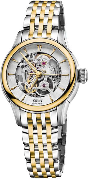 Женские часы Oris 560-7687-43-51MB oris 561 7687 40 91mb oris