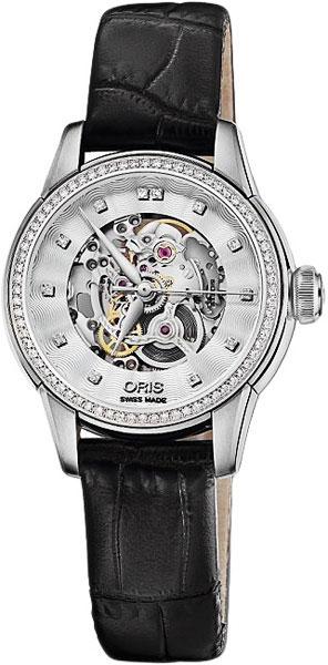 Женские часы Oris 560-7687-49-19LS oris 643 7636 71 91 rs