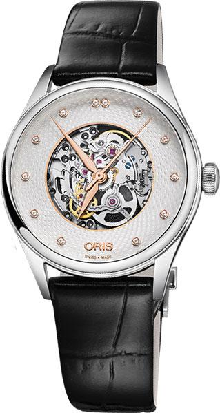 Женские часы Oris 560-7724-40-31LS oris sm 1601