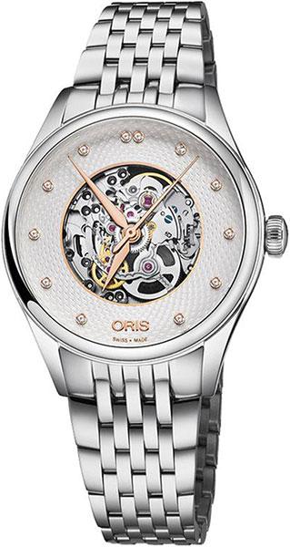 Женские часы Oris 560-7724-40-31MB oris sm 1601