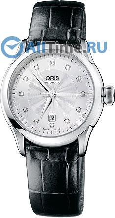 Женские часы Oris 561-7604-40-41LS  цены