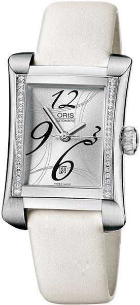 Женские часы Oris 561-7621-49-61LS oris 561 7604 40 51 br
