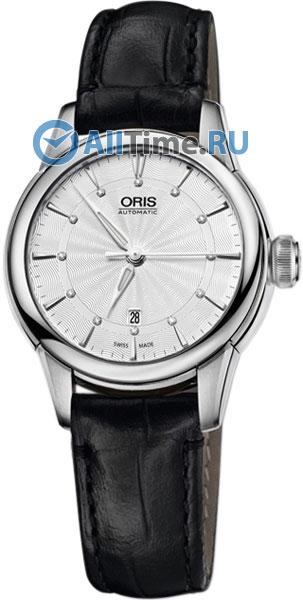 Женские часы Oris 561-7687-40-51LS oris 561 7604 40 94 br